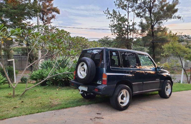 Suzuki Vitara JLX 4x4 1.6 Canvas Top - Foto #7