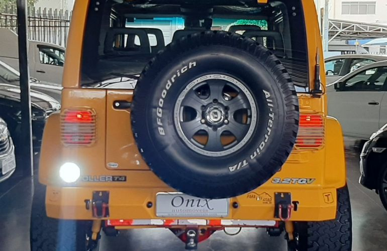 Troller T4 3.2 Tgv 4x4 16V Turbo - Foto #5