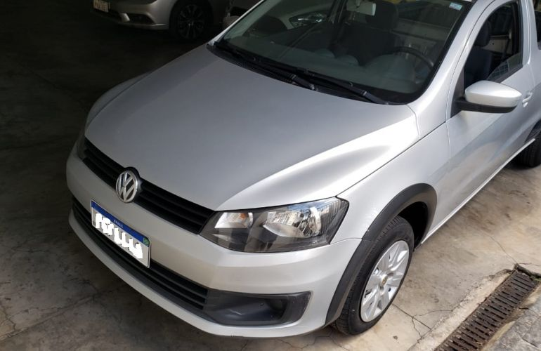 Volkswagen Saveiro 1.6 Startline CS (Flex) - Foto #9
