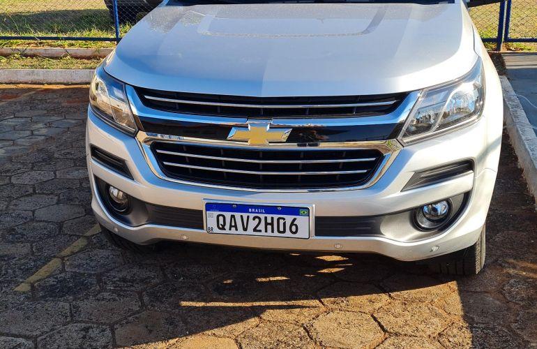 Chevrolet S10 2.5 ECOTEC SIDI LTZ 4WD (Cabine Dupla) (Aut) - Foto #8