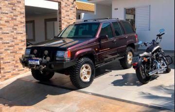 Jeep Grand Cherokee 5.2 Limited 4x4 V8 16v