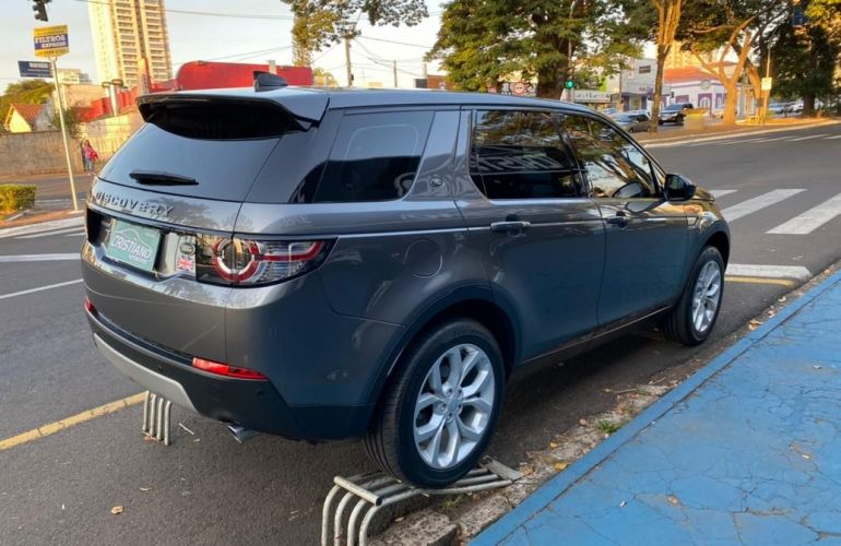 Land Rover Discovery Sport 2.0 16V Td4 Turbo Hse - Foto #5