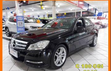 Mercedes-Benz C 180 1.8 Cgi Classic Special 16v