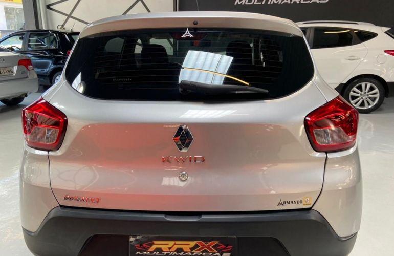 Renault Kwid 1.0 12v Sce Zen - Foto #8