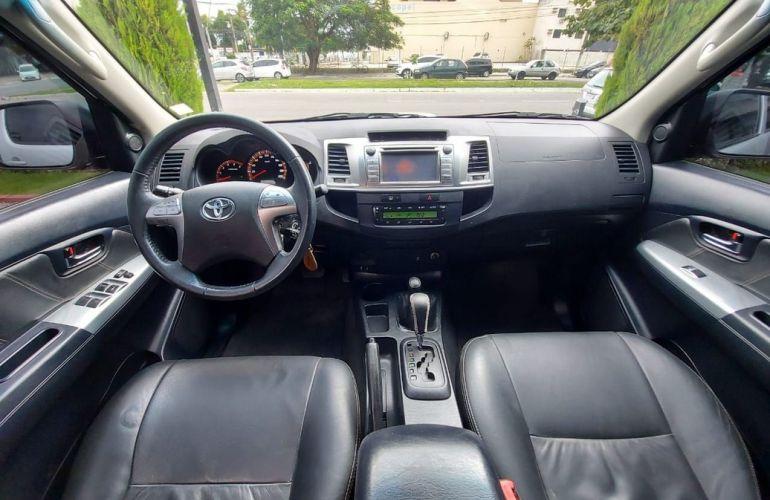 Toyota Hilux 3.0 Srv 4x4 CD 16V Turbo Intercooler - Foto #7