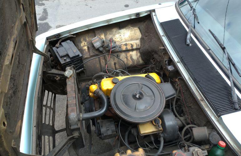 Chevrolet Opala Sedan Comodoro 2.5 - Foto #9