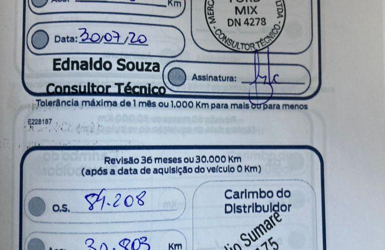 Ford Ka 1.0 SE Plus (Flex) - Foto #10