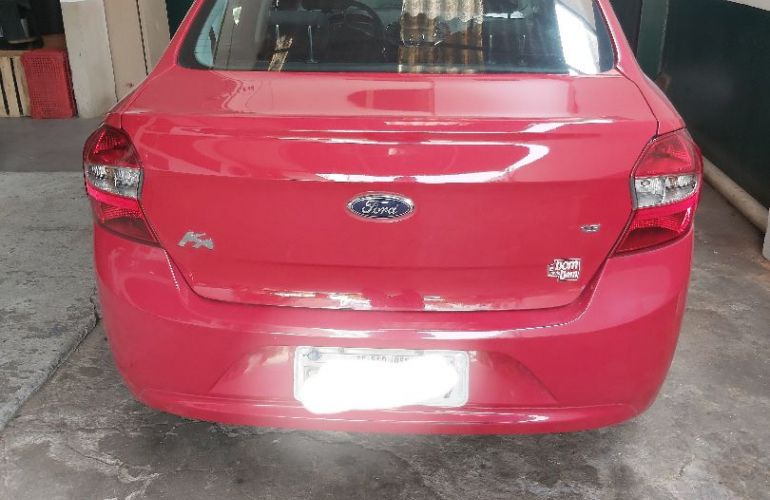 Ford Ka Sedan SE Plus 1.5 16v (Flex) - Foto #1