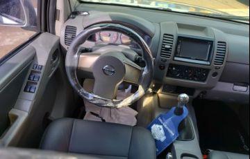 Nissan Frontier 2.5 Xe 4x2 CD Turbo Eletronic - Foto #7