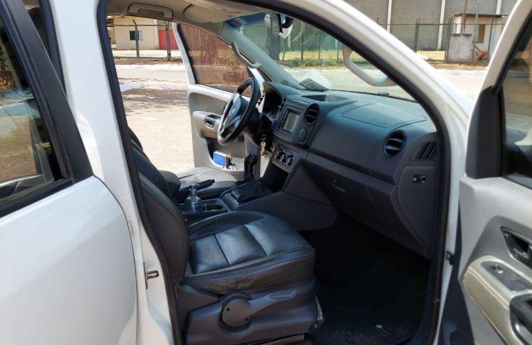Volkswagen Amarok SE 2.0 TDi AWD - Foto #7