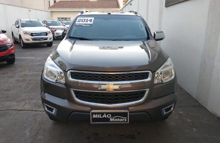 Chevrolet S10 2.4 MPFi LTZ 4x2 CD 8v - Foto #1