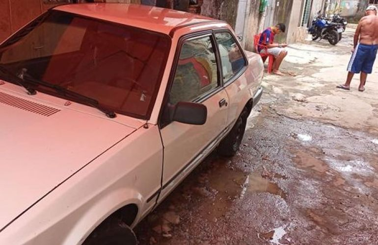 Ford Verona LX 1.6 - Foto #4