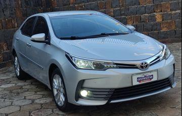 Toyota Corolla Sedan XEi 1.8 16V (nova série) (aut) - Foto #4