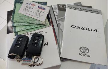 Toyota Corolla Sedan XEi 1.8 16V (nova série) (aut) - Foto #10