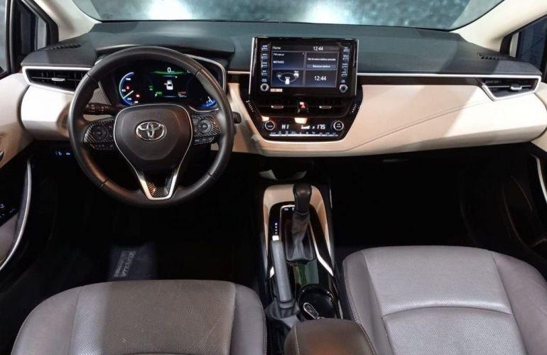 Toyota Corolla 1.8 Vvt-i Hybrid Altis - Foto #7