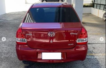 Toyota Etios Sedan XS 1.5 (Flex) - Foto #4