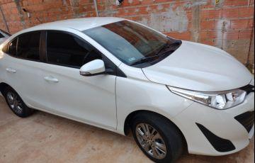 Toyota Yaris Sedan 1.5 XL Live CVT - Foto #6