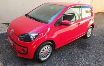 Volkswagen Up! 1.0 12v E-Flex red up!