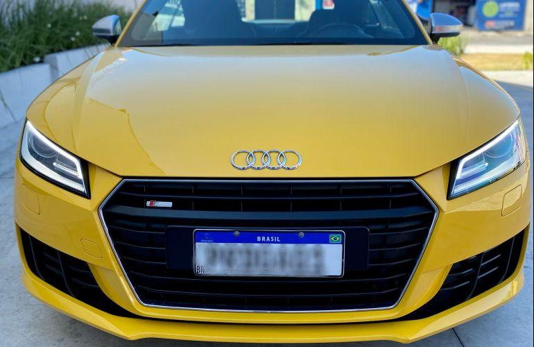 Audi TT RS 2.5 TFSI S Tronic Quattro - Foto #5