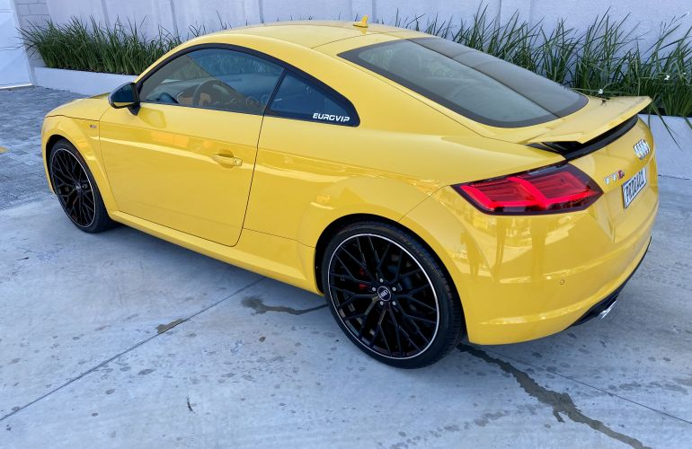 Audi TT RS 2.5 TFSI S Tronic Quattro - Foto #10