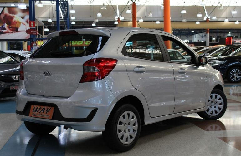 Ford Ka 1.5 Tivct Se - Foto #2