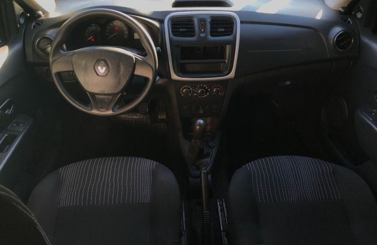 Renault Logan 1.0 12v Sce Authentique - Foto #7