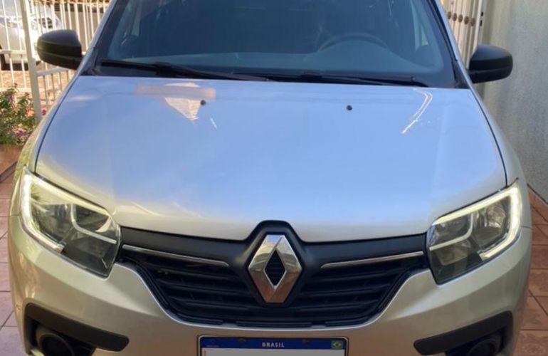 Renault Logan 1.0 Life - Foto #2