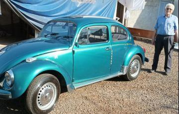 Volkswagen Fusca 1600 Série Ouro