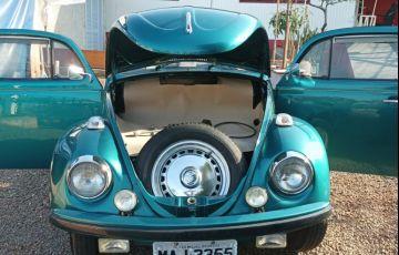 Volkswagen Fusca 1600 Série Ouro - Foto #9