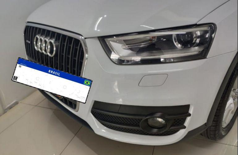 Audi Q3 2.0 TFSI Ambiente S Tronic Quattro - Foto #8