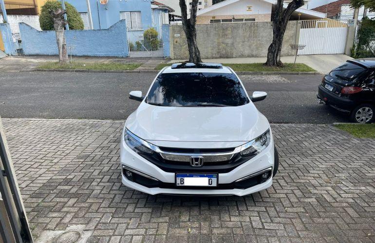 Honda Civic 1.5 Turbo Touring CVT - Foto #2