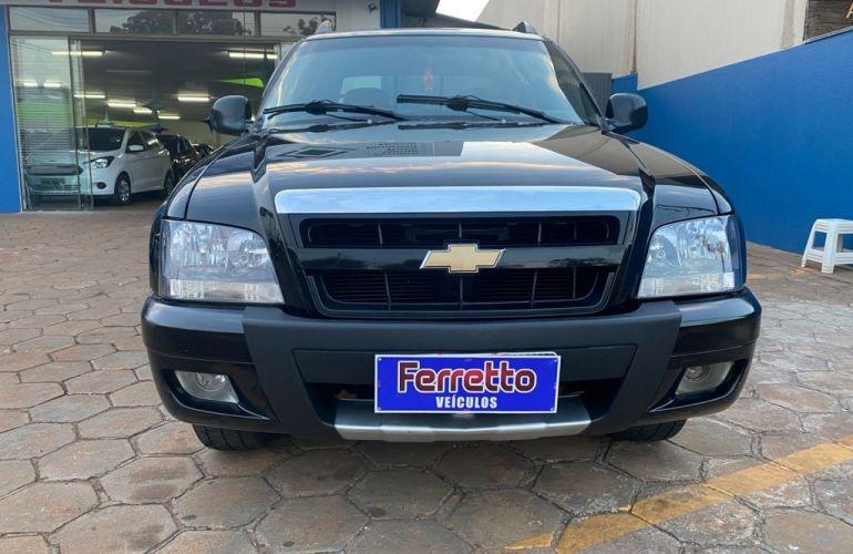 Chevrolet S10 Executive 4x2 2.4 (Flex) (Cab Dupla) - Foto #2