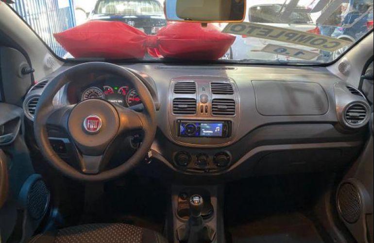 Fiat Siena Essence 1.6 Flex 16v - Foto #9