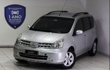 Nissan Livina 1.6 Night&day 16v