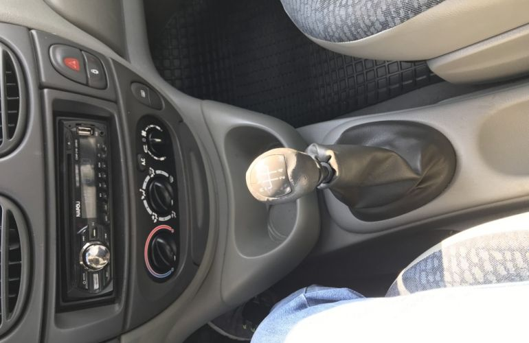Renault Scénic Authentique 1.6 16V (flex) - Foto #5