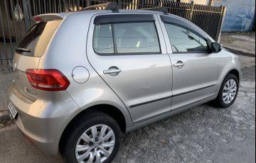 Volkswagen Fox 1.6 MSI Trendline (Flex) - Foto #8