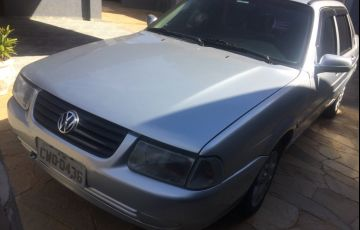 Volkswagen Santana 1.8 MI (álcool)