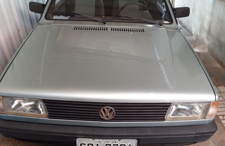 Volkswagen Voyage CL 1.6 - Foto #3