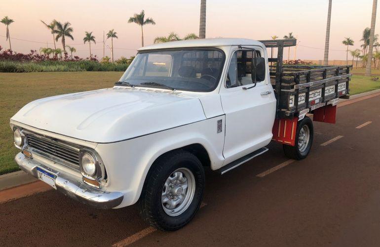 Chevrolet D10 Pick Up 3.9 - Foto #1