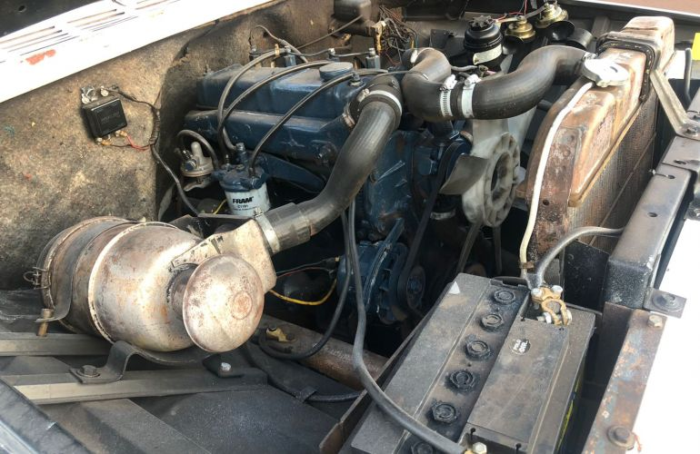 Chevrolet D10 Pick Up 3.9 - Foto #7