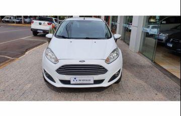 Ford New Fiesta 1.6 SE - Foto #3