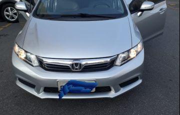 Honda New Civic LXS 1.8 16V i-VTEC (Flex)