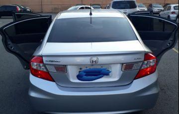 Honda New Civic LXS 1.8 16V i-VTEC (Flex) - Foto #2