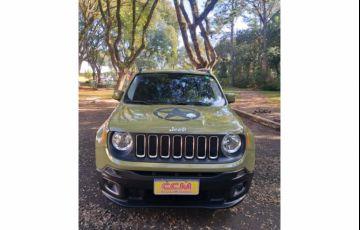 Jeep Renegade 1.8 Longitude (Aut) - Foto #1