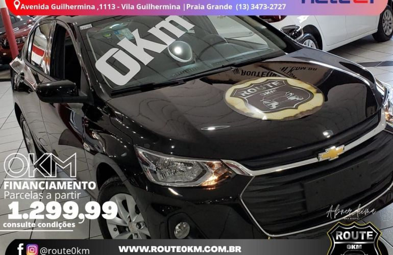 Chevrolet Onix 1.0 Plus - Foto #1