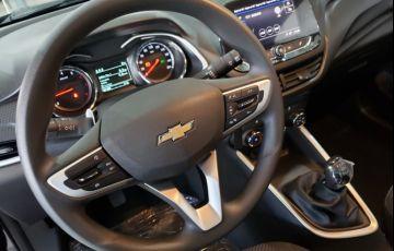 Chevrolet Onix 1.0 Plus - Foto #4