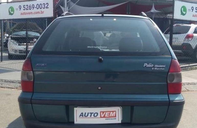 Fiat Palio 1.0 MPi 6m Weekend 8v - Foto #7
