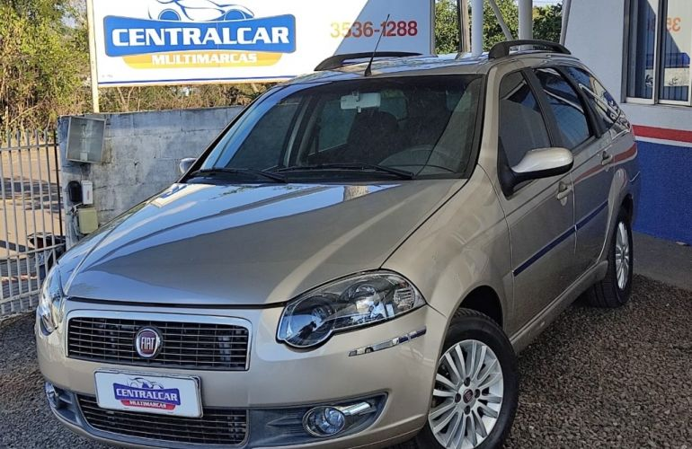 Fiat Palio Weekend ELX 1.4 (Flex) - Foto #1