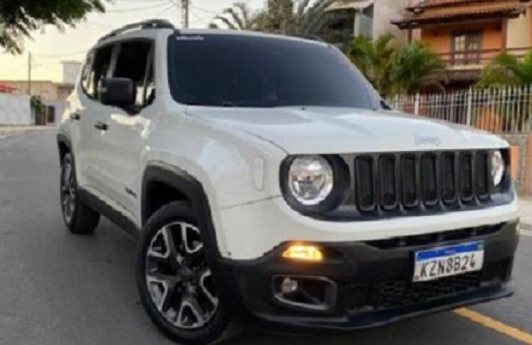 Jeep Renegade Sport 1.8 (Aut) (Flex) - Foto #1