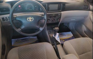 Toyota Corolla Sedan XLi 1.6 16V (aut)